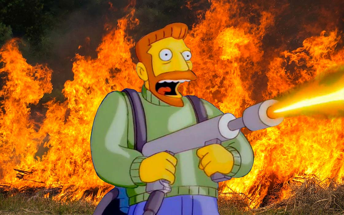 quemarropa o quema ropa